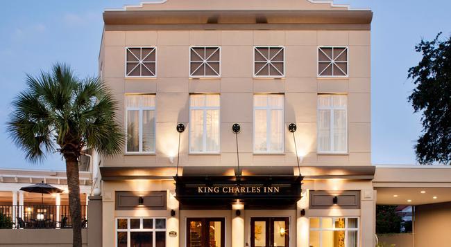 King Charles Inn - Charleston - Building
