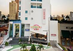 Atlantic Lux Hotel - Cartagena - Building