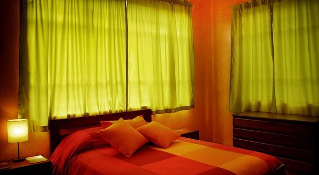 La Casa Amarilla - Quito - Bedroom
