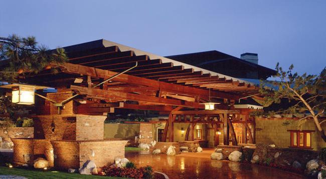 The Lodge at Torrey Pines - La Jolla - Building