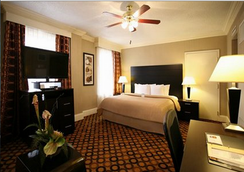 B on Canal - New Orleans - Bedroom