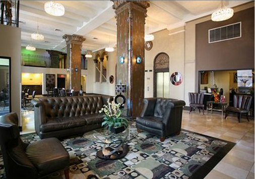 B on Canal - New Orleans - Lobby