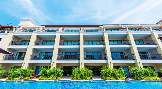 The Windmill Phuket Hotel - Rawai - Building
