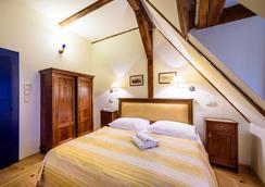 Hotel Elite - Prague - Bedroom
