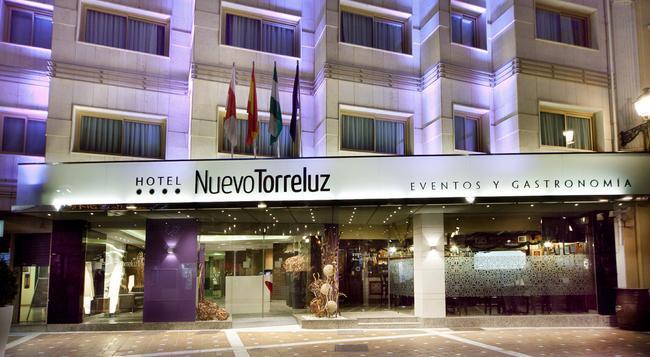 Nuevo Torreluz Hotel - Almería - Building