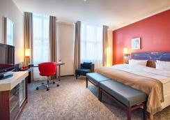 Leonardo Royal Hotel Berlin Alexanderplatz - Berlin - Bedroom