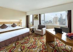 Hotel Beverly Plaza - Macau - Bedroom