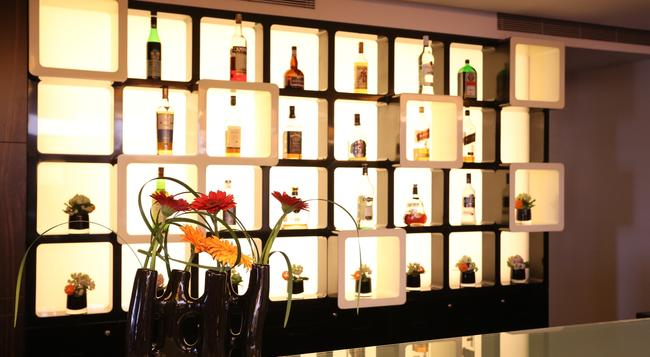 Azimut Moscow Olympic Hotel - Moscow - Bar