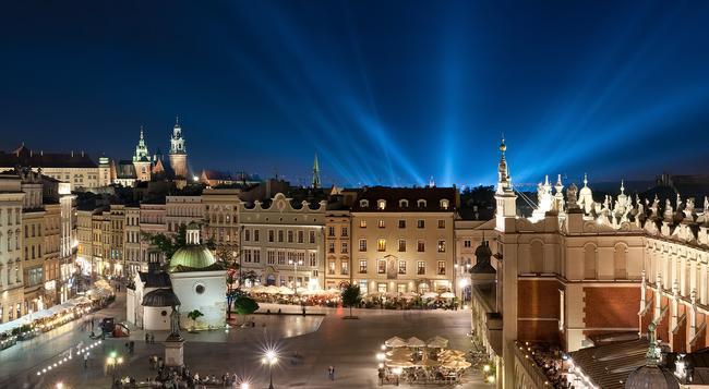 Hotel Wentzl - Krakow - Building