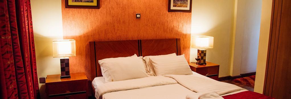 Gemsuites State House - Nairobi - Bedroom