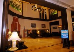 Pal Heights - Bhubaneshwar - Lobby
