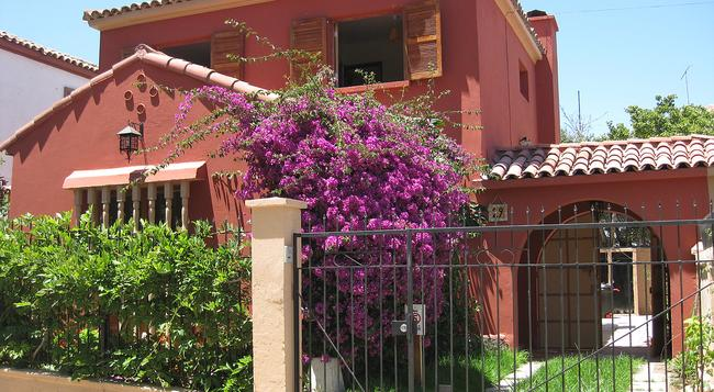 Hostal El Arbol - La Serena - Building