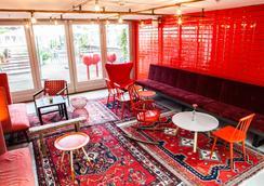 Hotel De Hallen - Amsterdam - Lounge