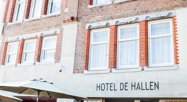 Hotel De Hallen - Amsterdam - Building