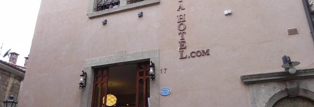 Hotel La Grotta - San Marino - Building