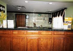 Quality Inn & Suites Airport West - Salt Lake City - Lobby