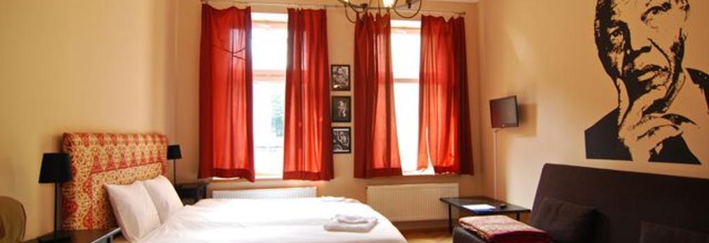 Nobel Suites - Krakow - Bedroom