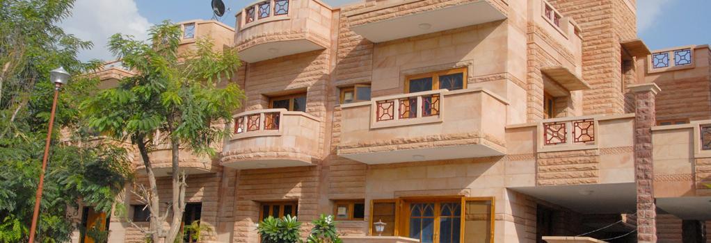Apnayt Villa - Jodhpur - Building