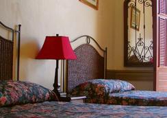 Boutique Hotel Belgica - Ponce - Bedroom