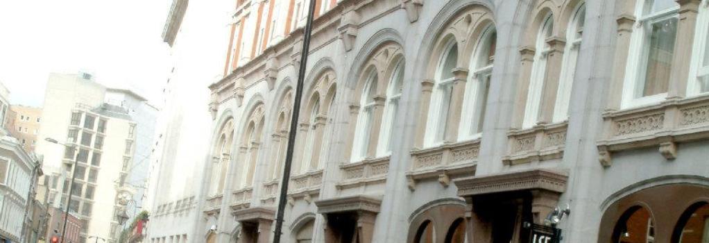 Lse Grosvenor House Studios - London - Building