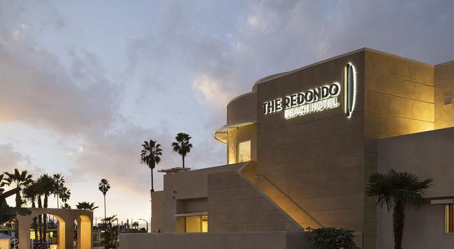 The Redondo Beach Hotel - Redondo Beach - Building