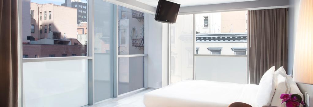 Hotel On Rivington - New York - Bedroom