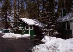 Big Bear Manor Spa Cabins - Big Bear Lake - Outdoor view