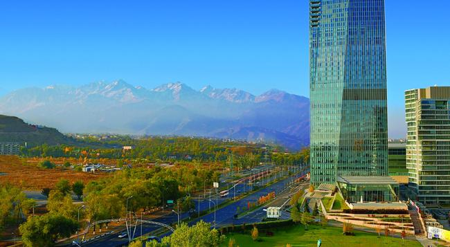 The Ritz-Carlton Almaty - Almaty - Building