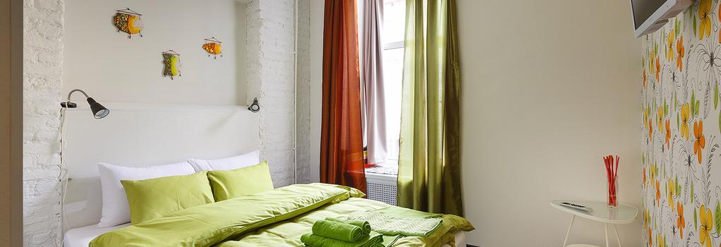 Hotel Station K43 - Saint Petersburg - Bedroom