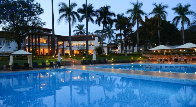 Laico Lake Victoria Hotel - Entebbe - Pool