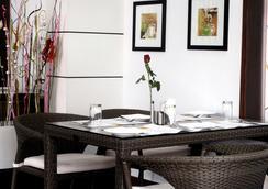 Serenity Inn La Serene - Hyderabad - Restaurant