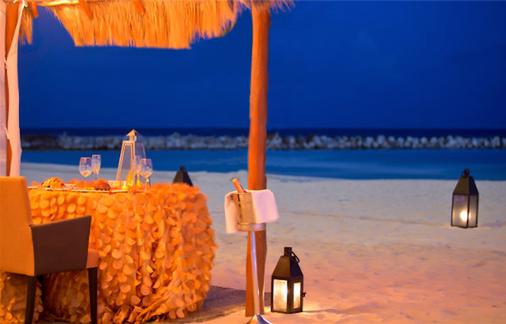 Krystal Grand Punta Cancun - Cancún - Beach
