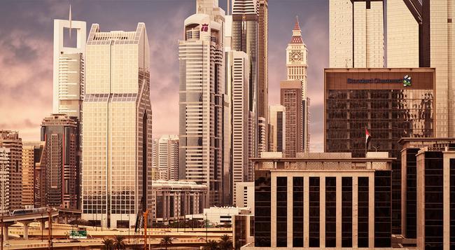 Warwick Dubai - Dubai - Outdoor view