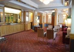 Holiday Villa Hotel - London - Lobby