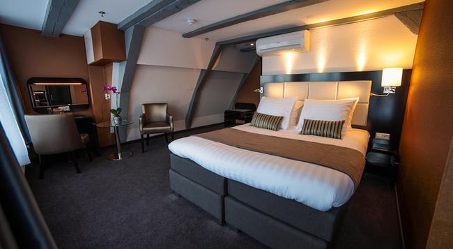 Hotel Mansion - Amsterdam - Bedroom