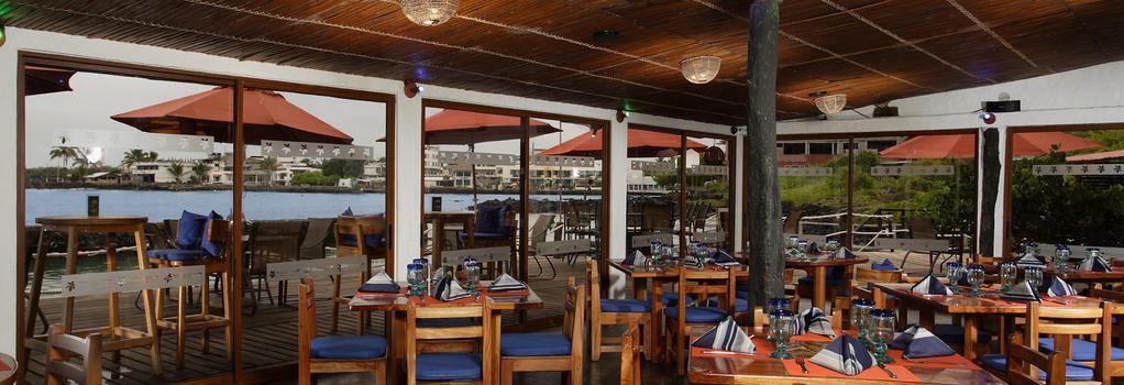 Red Mangrove - Aventura Lodge - Puerto Ayora - Restaurant