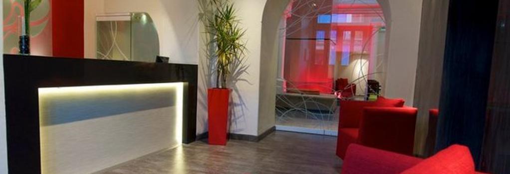 Hotel Abu - Oaxaca - Lobby