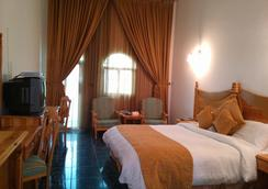 Al Anbat Hotel & Restaurant - Wadi Musa - Bedroom