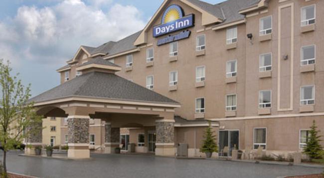 Days Inn - Red Deer - Red Deer - Building