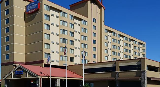 Fairfield Inn and Suites by Marriott Denver Cherry Creek - Denver - Building