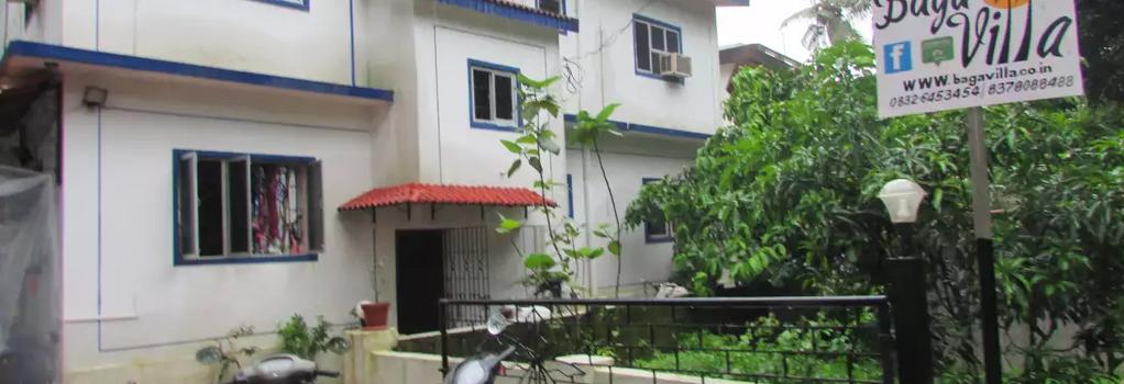 Baga Villa Hotel - Baga - Building