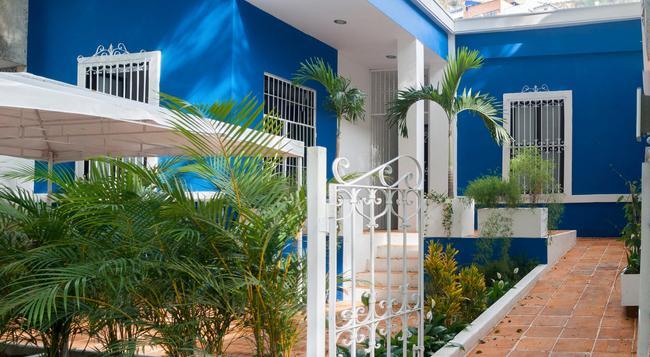La Casa Azul Hotel Boutique - Cali - Building
