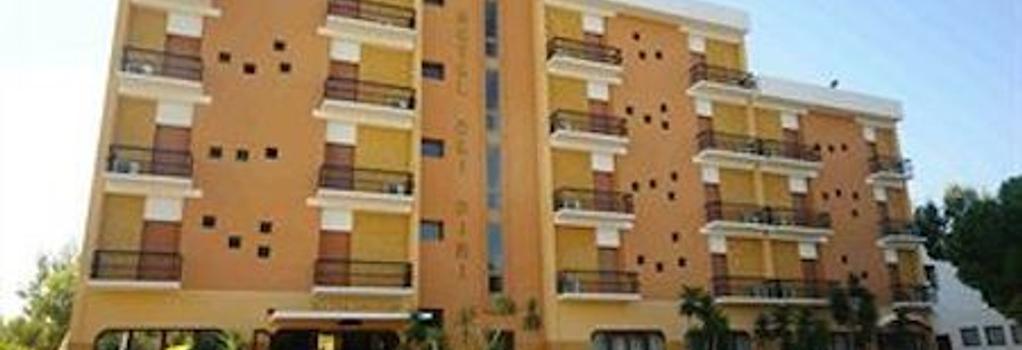 Hotel Dei Pini - Porto Empedocle - Building