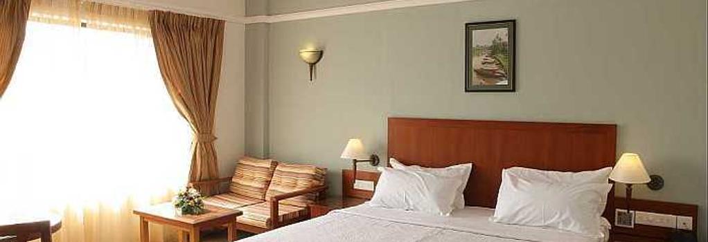 Ashirwad Heritage Resort - Kumarakom - Bedroom