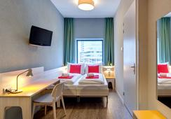Meininger Hotel Amsterdam City West - Amsterdam - Bedroom