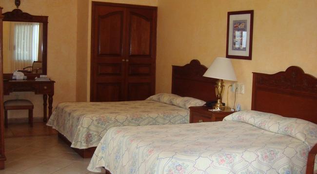 Hotel Vista Hermosa - Cuernavaca - Bedroom
