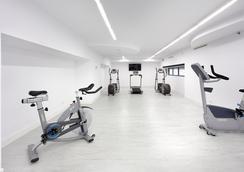 Eurostars Central - Madrid - Gym