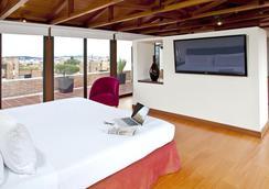 Exe Santafé Boutique Hotel - Bogotá - Bedroom