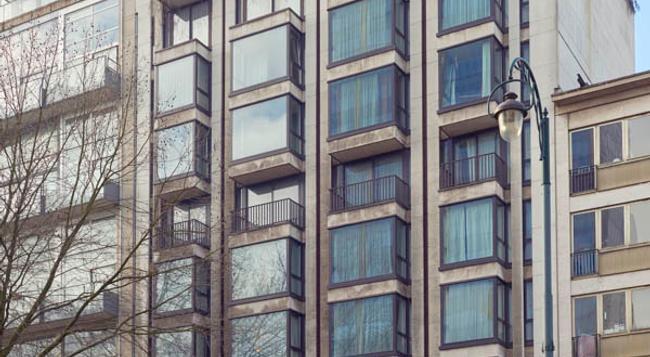 Hotel Brussels - Brussels - Building