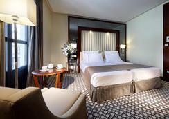 Eurostars Gran Via - Granada - Bedroom
